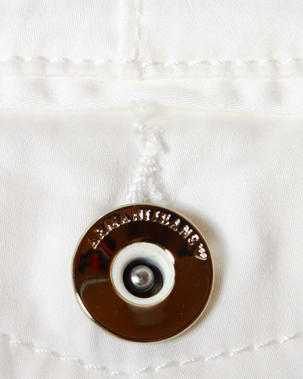 женская брюки ARMANI JEANS, сезон: лето 2014. Купить за 5700 руб. | Фото 4