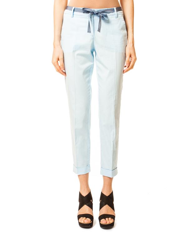 женская брюки ARMANI JEANS, сезон: лето 2014. Купить за 7700 руб. | Фото 1