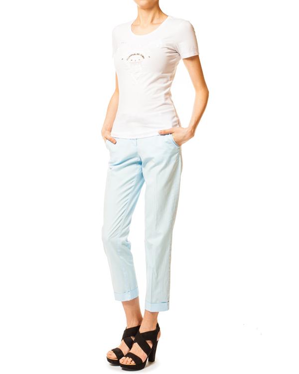 женская брюки ARMANI JEANS, сезон: лето 2014. Купить за 7700 руб. | Фото 3