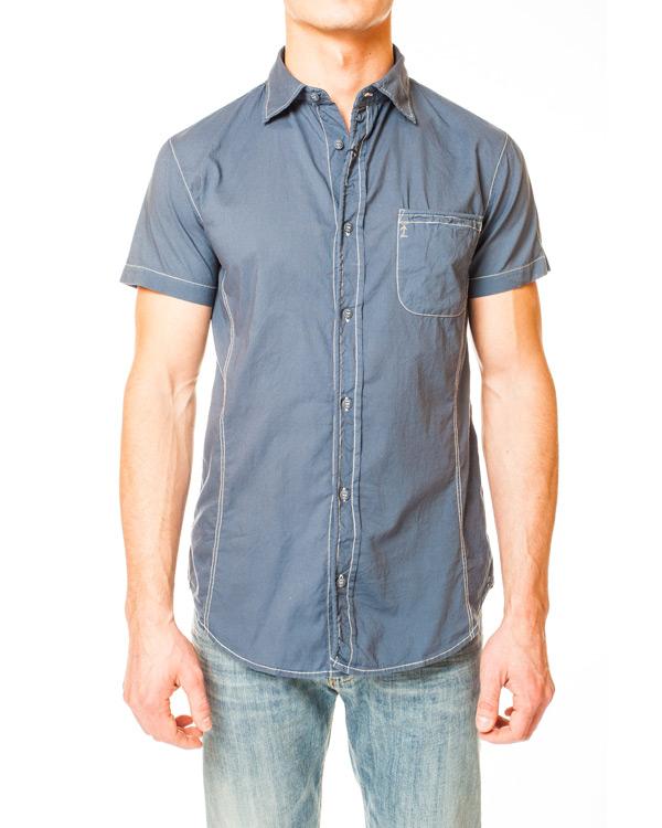 мужская рубашка ARMANI JEANS, сезон: лето 2014. Купить за 4500 руб.   Фото 1