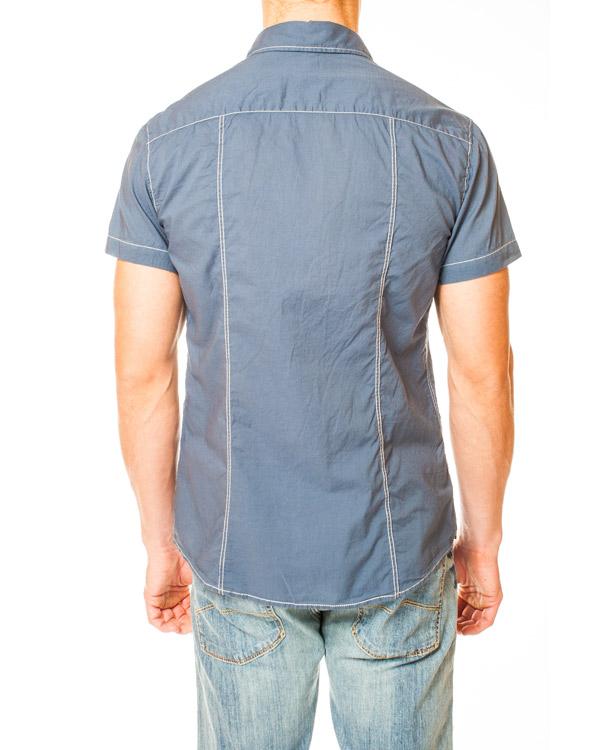 мужская рубашка ARMANI JEANS, сезон: лето 2014. Купить за 4500 руб.   Фото 2