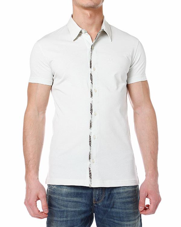 мужская рубашка ARMANI JEANS, сезон: лето 2014. Купить за 4200 руб. | Фото 1