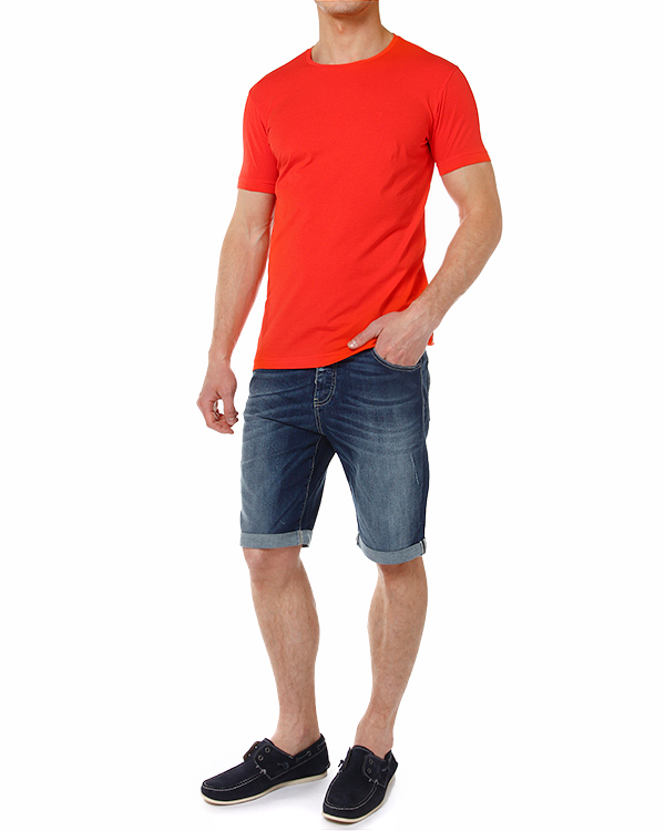 мужская футболка ARMANI JEANS, сезон: лето 2014. Купить за 2900 руб. | Фото 3