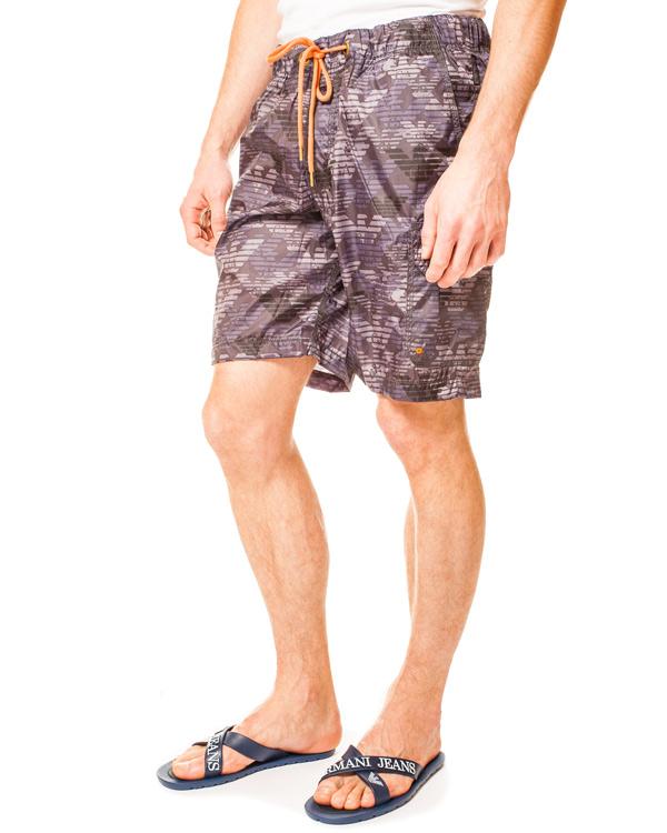 мужская плав.шорты ARMANI JEANS, сезон: лето 2014. Купить за 4800 руб. | Фото 1