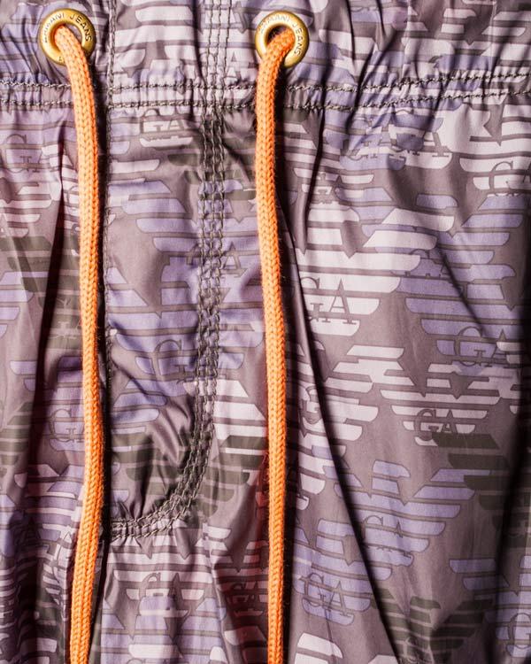 мужская плав.шорты ARMANI JEANS, сезон: лето 2014. Купить за 4800 руб. | Фото 4