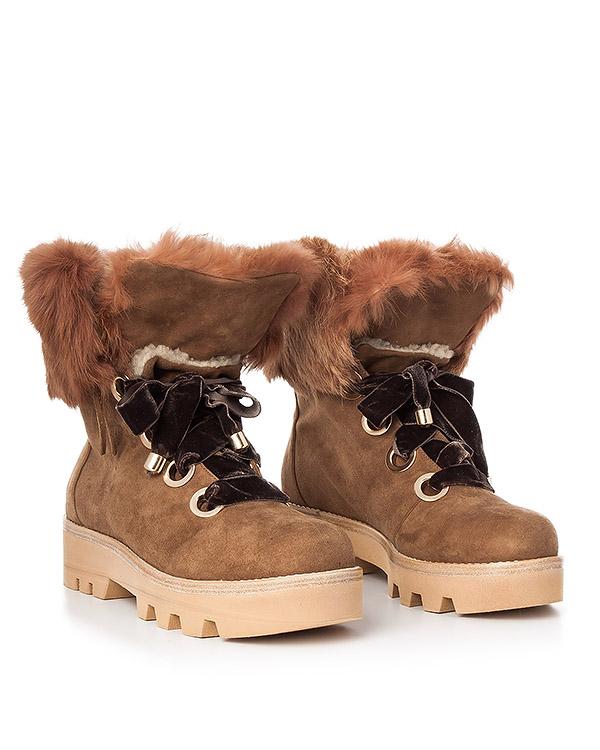 женская ботинки Rachel Zoe, сезон: зима 2016/17. Купить за 24900 руб. | Фото $i