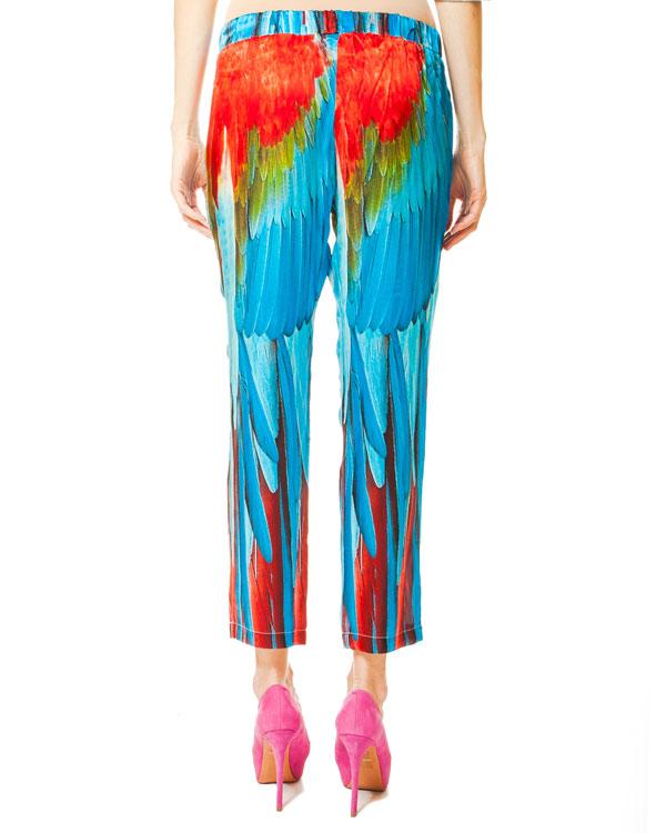 женская брюки Ultra Chic, сезон: лето 2014. Купить за 9600 руб. | Фото 2