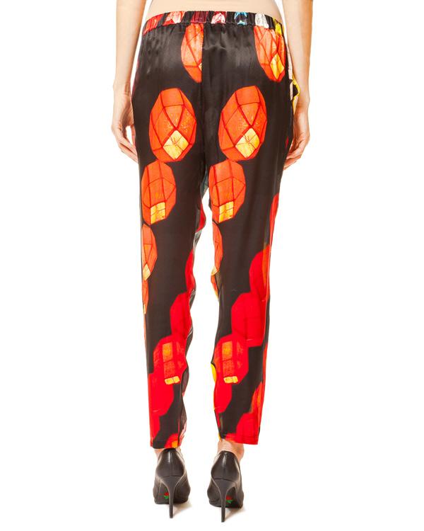 женская брюки Ultra Chic, сезон: лето 2014. Купить за 10200 руб. | Фото 2