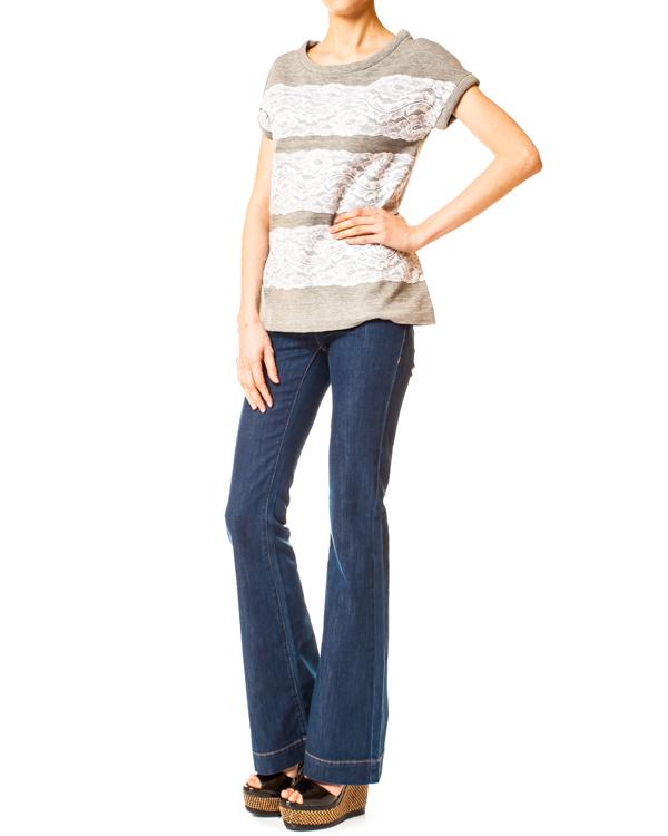 женская джинсы EMPORIO ARMANI, сезон: лето 2014. Купить за 4900 руб. | Фото 3