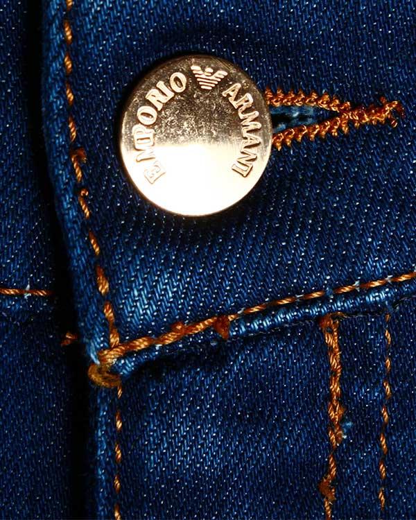 женская джинсы EMPORIO ARMANI, сезон: лето 2014. Купить за 4900 руб. | Фото 4