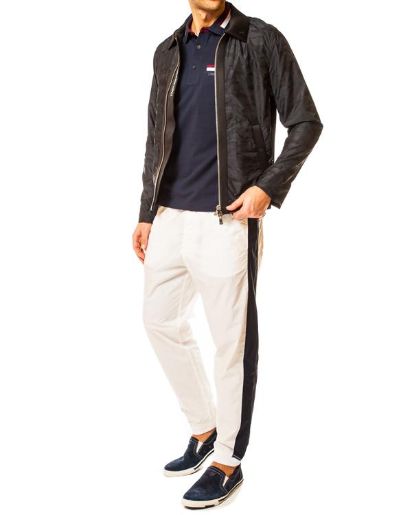 мужская брюки EMPORIO ARMANI, сезон: лето 2014. Купить за 5200 руб. | Фото 3