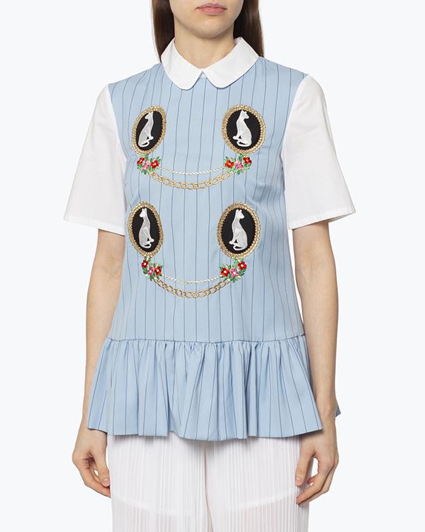 женская блуза VIVETTA, сезон: лето 2016. Купить за 22500 руб. | Фото 3