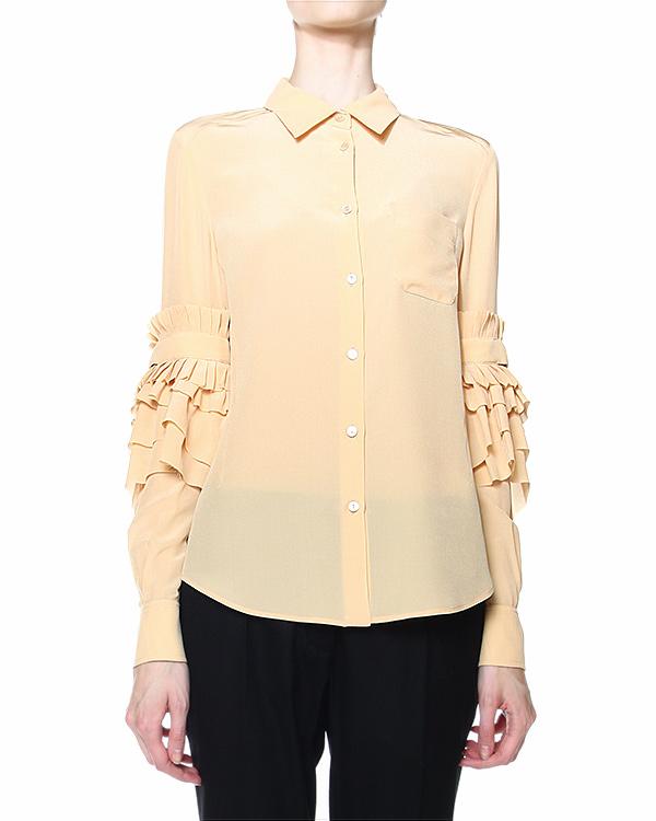 женская блуза Veronique Branquinho, сезон: зима 2014/15. Купить за 39500 руб. | Фото 1