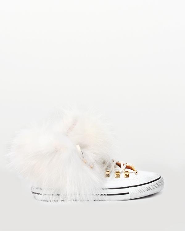 женская кеды DIONISO, сезон: зима 2014/15. Купить за 12200 руб.   Фото 1