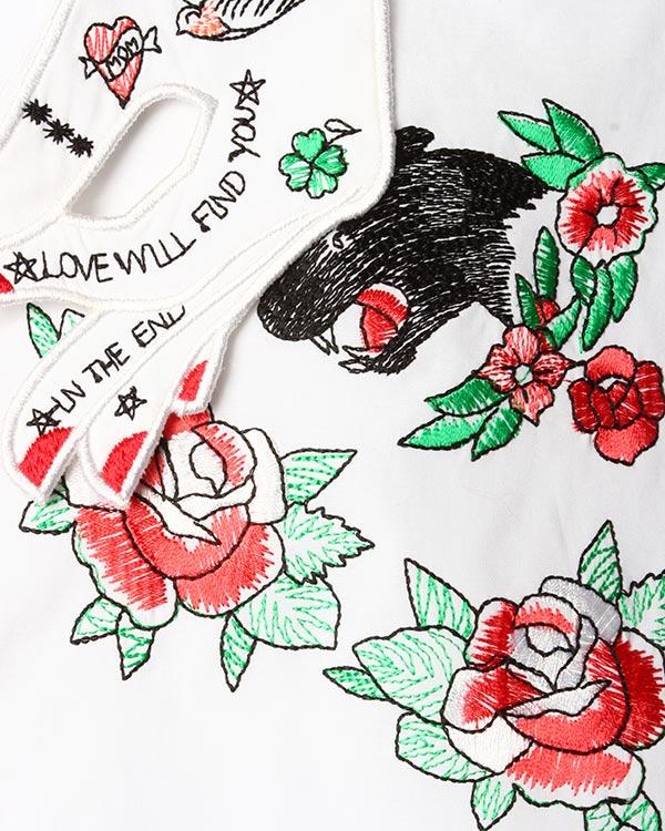 женская рубашка VIVETTA, сезон: лето 2016. Купить за 13900 руб. | Фото 4