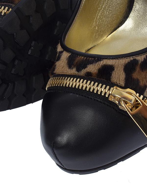 женская туфли DSQUARED, сезон: зима 2012/13. Купить за 22000 руб. | Фото 4