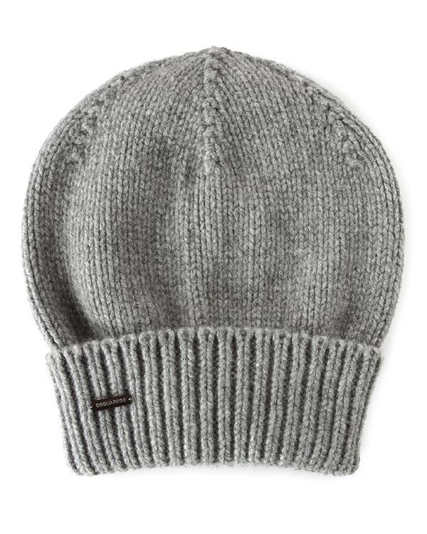 аксессуары шапка DSQUARED, сезон: зима 2014/15. Купить за 5600 руб. | Фото 1