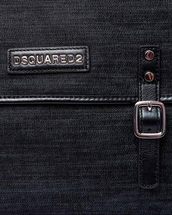аксессуары сумка DSQUARED, сезон: зима 2015/16. Купить за 13700 руб. | Фото 4