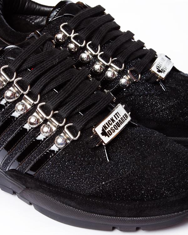 женская кроссовки DSQUARED, сезон: зима 2015/16. Купить за 10900 руб. | Фото 4