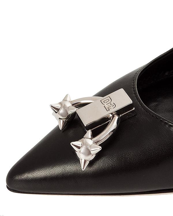 женская туфли DSQUARED, сезон: зима 2016/17. Купить за 23300 руб. | Фото 4