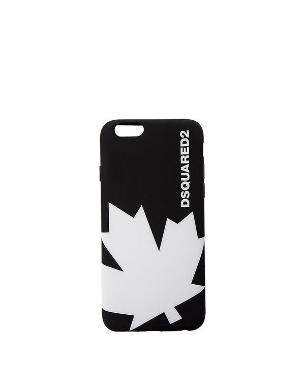 аксессуары чехол для iPhone DSQUARED2, сезон: зима 2016/17. Купить за 2300 руб. | Фото $i
