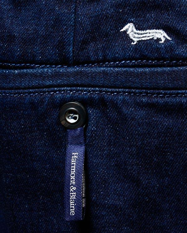 мужская джинсы Harmont & Blaine, сезон: зима 2013/14. Купить за 6300 руб. | Фото 4