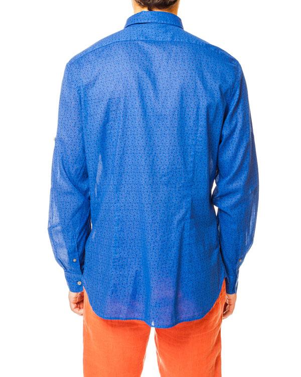 мужская рубашка JOHN VARVATOS, сезон: лето 2014. Купить за 5400 руб. | Фото 2