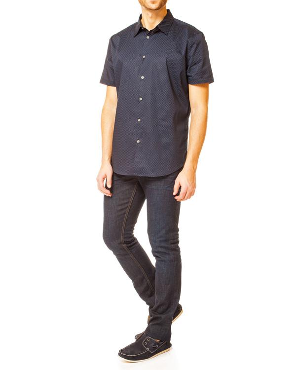 мужская рубашка JOHN VARVATOS, сезон: лето 2014. Купить за 5100 руб. | Фото 3