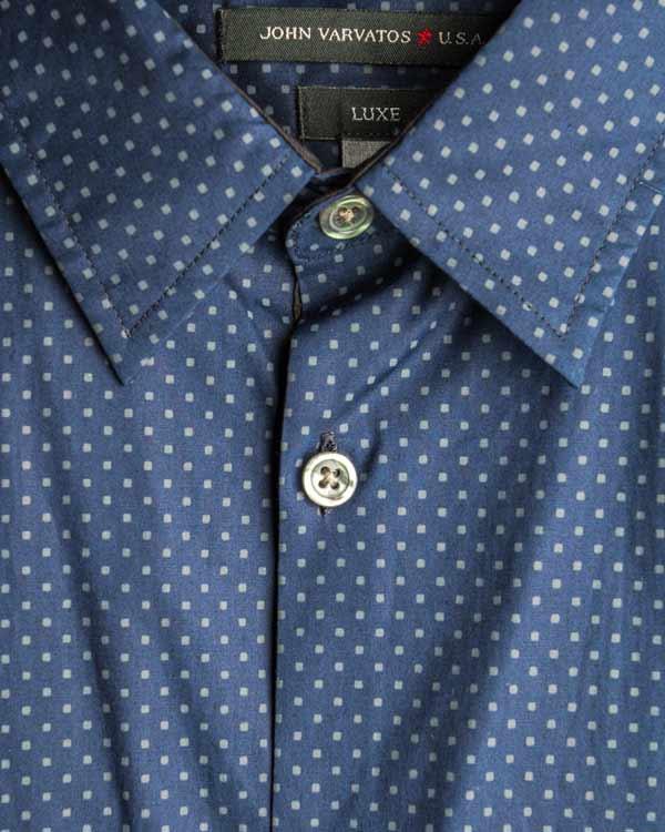 мужская рубашка JOHN VARVATOS, сезон: лето 2014. Купить за 5100 руб. | Фото 4