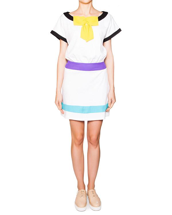 женская платье MOSCHINO LOVE, сезон: лето 2013. Купить за 8300 руб. | Фото 1