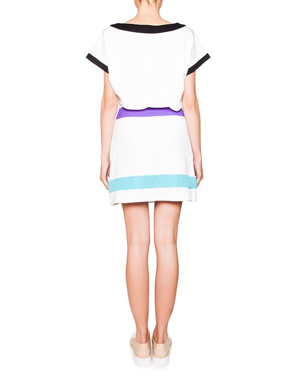женская платье MOSCHINO LOVE, сезон: лето 2013. Купить за 8300 руб. | Фото 3