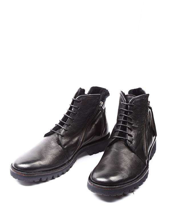 мужская ботинки Bruno Bordese, сезон: зима 2013/14. Купить за 11000 руб. | Фото 5