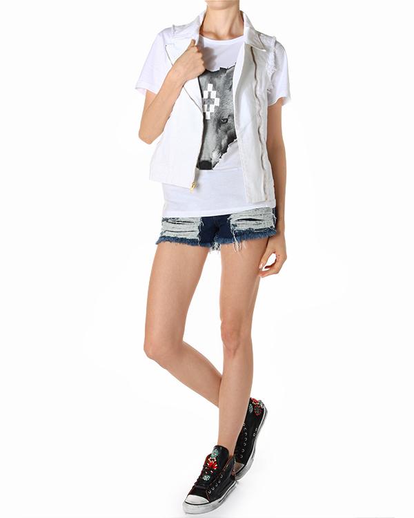женская шорты Siwy, сезон: лето 2014. Купить за 10700 руб. | Фото 3