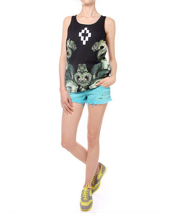 женская шорты Siwy, сезон: лето 2014. Купить за 9800 руб. | Фото 3