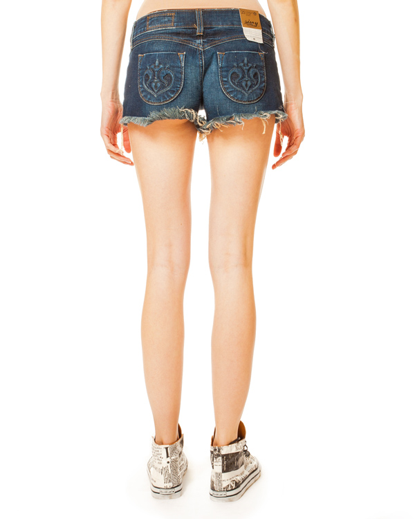 женская шорты Siwy, сезон: лето 2014. Купить за 7200 руб. | Фото 2