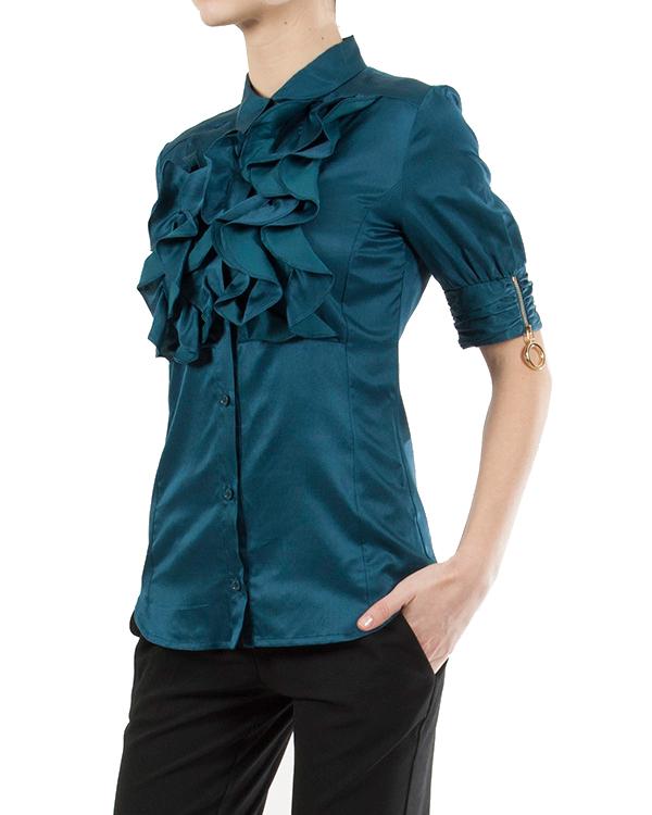 женская блуза MOSCHINO LOVE, сезон: зима 2012/13. Купить за 7800 руб. | Фото $i