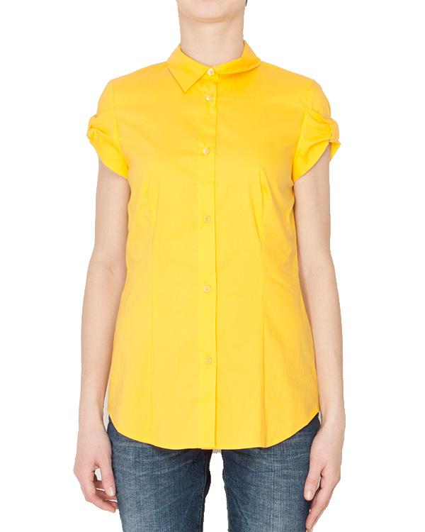 женская рубашка MOSCHINO LOVE, сезон: лето 2013. Купить за 5300 руб. | Фото 1