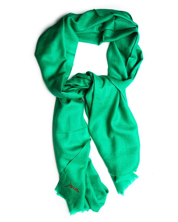 шарф из мягкого кашемира насыщенного цвета артикул WEEP090507 марки P.A.R.O.S.H. купить за 14000 руб.