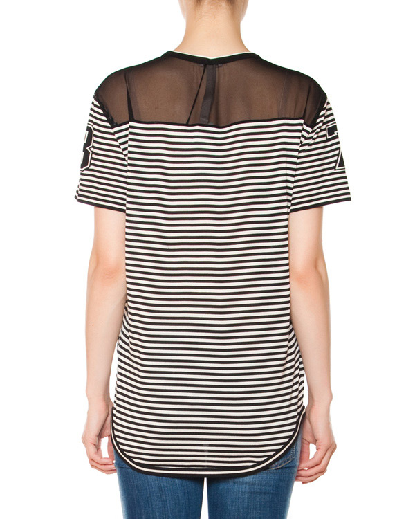 женская футболка MRZ, сезон: лето 2015. Купить за 14100 руб. | Фото 2