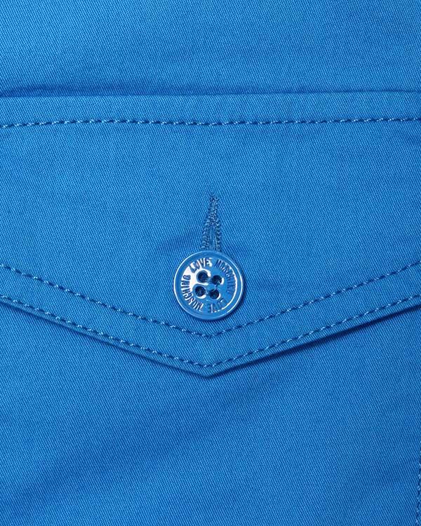 женская шорты MOSCHINO LOVE, сезон: лето 2011. Купить за 2600 руб. | Фото 4