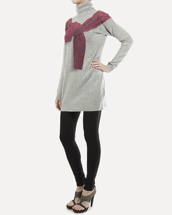 женская платье MOSCHINO LOVE, сезон: зима 2012/13. Купить за 8500 руб.   Фото 2