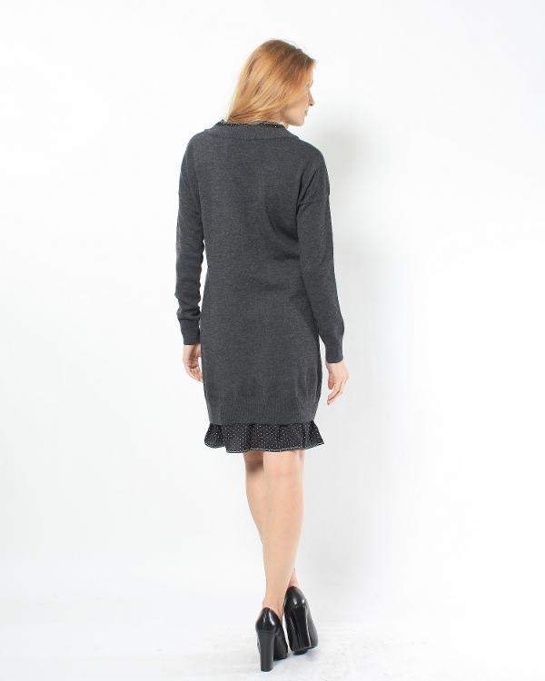 женская платье MOSCHINO LOVE, сезон: зима 2011/12. Купить за 7500 руб. | Фото 3