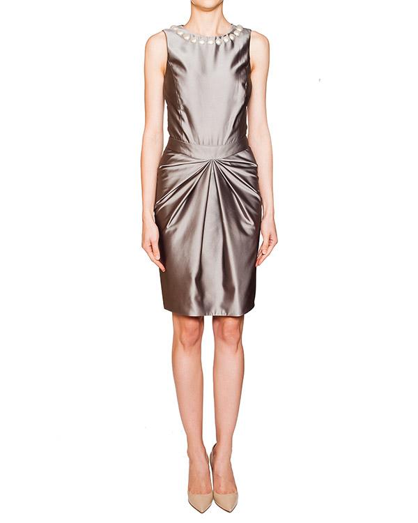 женская платье MOSCHINO LOVE, сезон: зима 2011/12. Купить за 8100 руб. | Фото 1