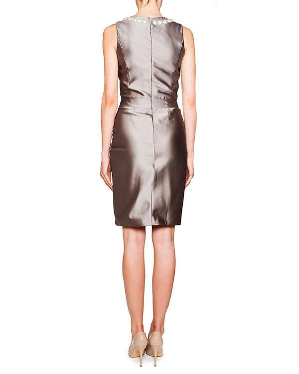 женская платье MOSCHINO LOVE, сезон: зима 2011/12. Купить за 8100 руб. | Фото 3