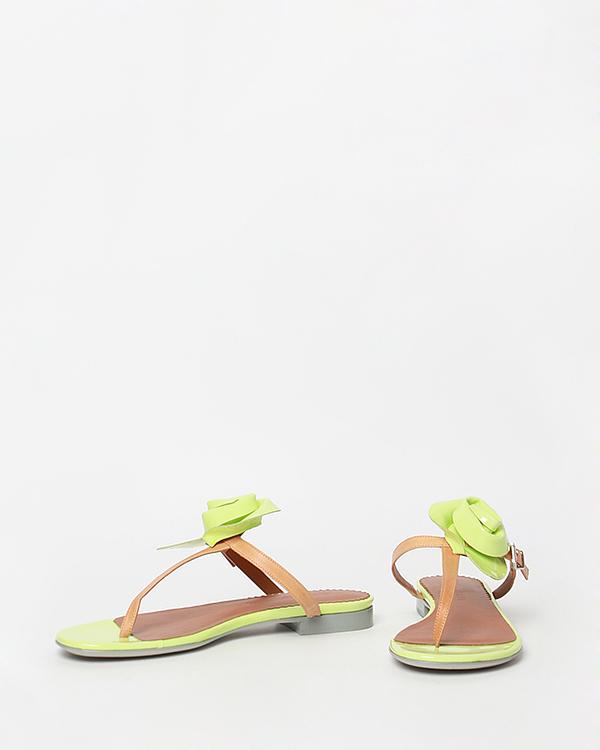 женская сандалии EMPORIO ARMANI, сезон: лето 2013. Купить за 7900 руб. | Фото 2