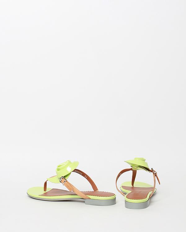 женская сандалии EMPORIO ARMANI, сезон: лето 2013. Купить за 7900 руб. | Фото 3