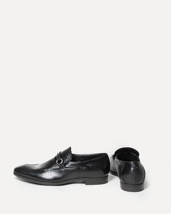 мужская туфли EMPORIO ARMANI, сезон: зима 2012/13. Купить за 9300 руб. | Фото 3