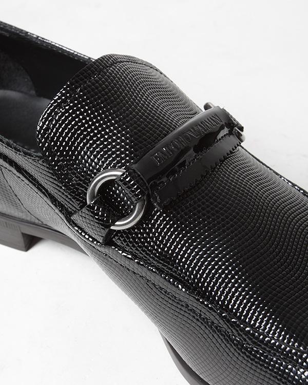 мужская туфли EMPORIO ARMANI, сезон: зима 2012/13. Купить за 9300 руб. | Фото 4