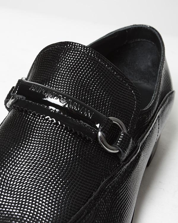 мужская туфли EMPORIO ARMANI, сезон: зима 2012/13. Купить за 9300 руб. | Фото 5