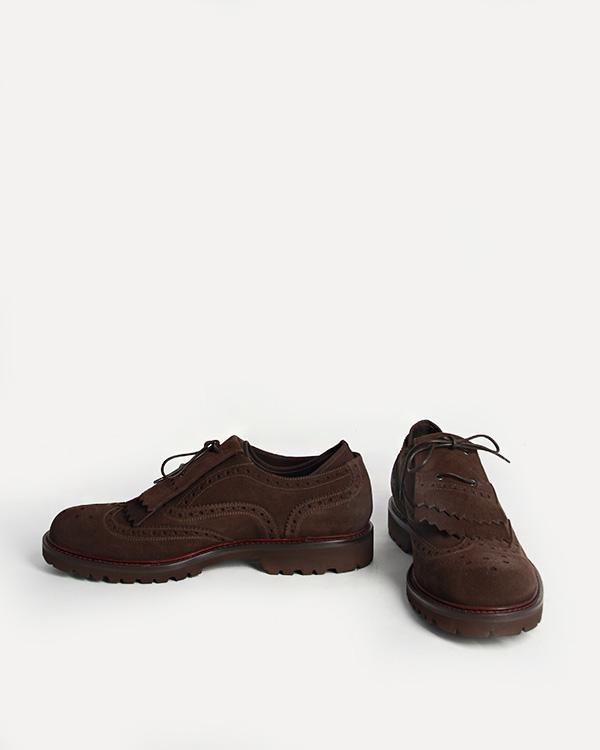 мужская туфли EMPORIO ARMANI, сезон: зима 2012/13. Купить за 13600 руб. | Фото 2